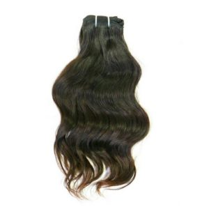 100% Virgin Remy Wavy Indian Hair 18″