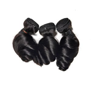 "Brazilian Loose Wave Bundle Deal ""20 22"" ""24"