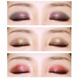20 Colors Glitter Smoky Earth Color Eye Shadow Power