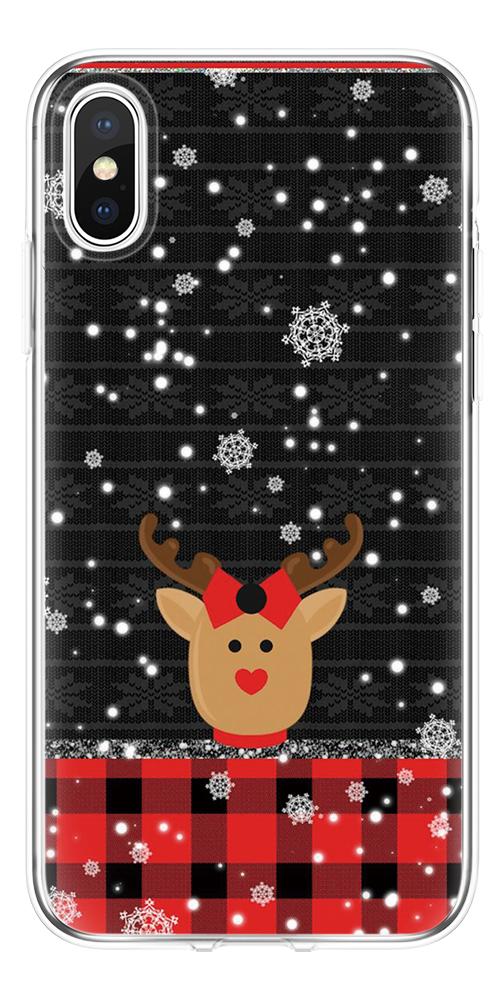 Christmas Mood Cartoon Case for iPhone