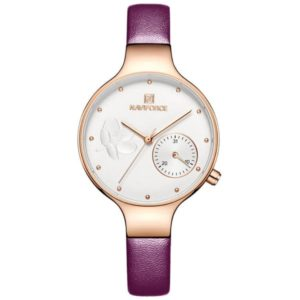 Women's Flower Dial Quartz Watches