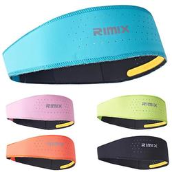 RIMIX Sport Sweat Headbrand Outdooors Fitness Breathable Hidroschesis Cooling Band