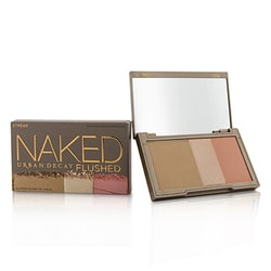 Naked Flushed – Streak (1x Blush, 1x Bronzer, 1x Highlighter)  14g/0.49oz