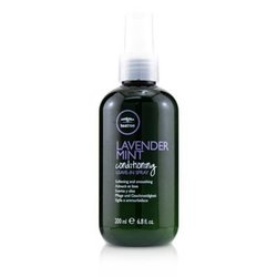Tea Tree Lavender Mint Conditioning Leave-In Spray (Softening and Smoothing)  200ml/6.8oz
