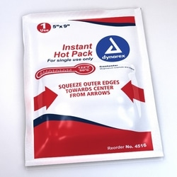 Case of [24] Instant Hot Packs