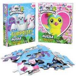 Case of [36] Hatchimals 48-Piece Puzzle