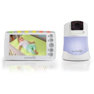 summer infant in view 2.0 video baby monitor