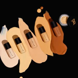 Liquid Mineral Mini Matching Foundation Sets