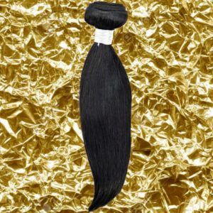 Silky Straight Hair Extensions 12""