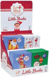 Case of [24] Geddes The Elf on the Shelf Little Book – 24 Count, 80 pages, Hardcover, Mini