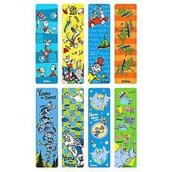 Case of [100] Dr Seuss Bookmarks