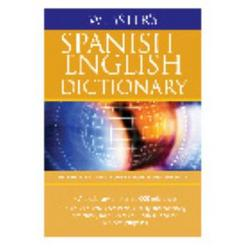 Case of [48] Webster's Spanish – English Dictionary