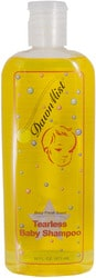 Case of [12] DawnMist Tearless Baby Shampoo – 16 oz