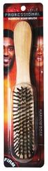 Case of [48] Firm Wooden Narrow Boar Hair Brush