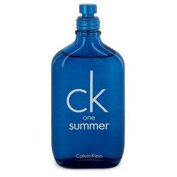CK ONE Summer by Calvin Klein Eau De Toilette Spray (2018 Unisex Tester) 3.4 oz (Women)