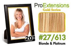 #27/613 Blonde w/Platinum Highlights Pro Cute