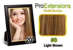 #8 Light Brown Pro Cute