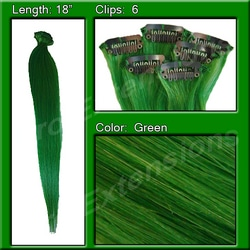 Green Highlight Streak Pack