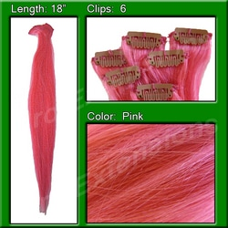 Pink Highlight Streak Pack