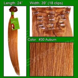 #30 Auburn – 24 inch Remy