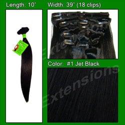 #1 Black – 10 inch