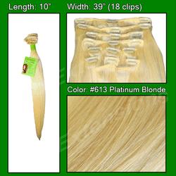 #613 Platinum Blonde – 10 inch