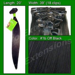 #1B Off Black – 20 inch