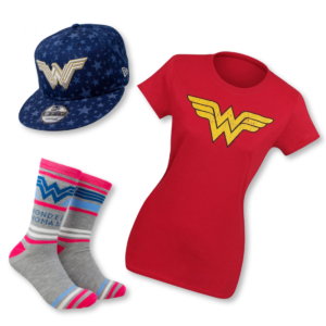 Wonder Woman Fashion- Holiday Gifts Ideas