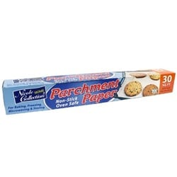 Case of [24] Parchment Paper 30 Square Feet – Nicole Home Collection