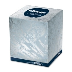 Case of [10] Kimberly-Clark Facial Tissue, Pop-up, 8-7/16″x8-5/8″, 95/BX, White