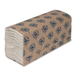 Case of [1] Genuine Joe C-Fold 1-PlyTowels – 13″x10″ – 2400 Count
