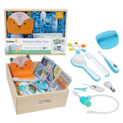 Case of [3] Safety 1st(R) Premium Baby Care & Memories Kit