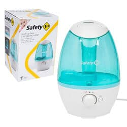Case of [2] Soothing Glow Cool Mist Humidifier